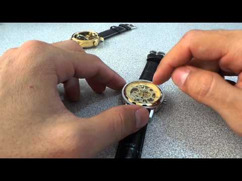 Reloj Mecanico o Automatico. Hacer el test.