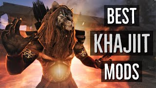 The Best Khajiit Mods for Skyrim (PC, XBOX ONE, PS4)