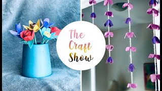 EGG CARTON CRAFTS EASY    CRAFTS FROM WASTE MATERIAL    THE CRAFT SHOW