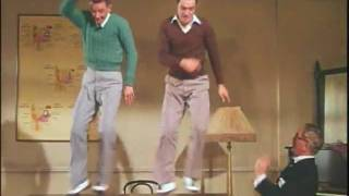 Gene Kelly W/ Moses Supposes... From Singin In The Rain - 1952