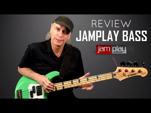 JamPlay Bass Lessons Review (full online bass lesson membership look)
