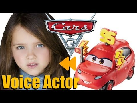 """Cars 3"" Voice Actors And Characters"