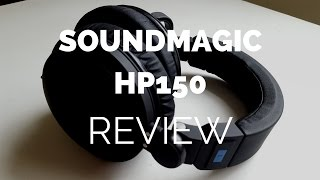 Review: SoundMagic HP150 Closed Headphones