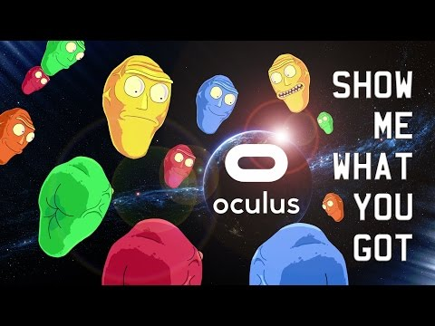 My Top 10 Oculus Rift & Oculus Touch Games Available Right Now!!