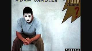 Adam Sandler - Corduroy Blues