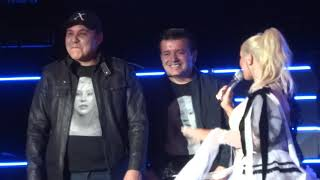 Christina Aguilera - Unless It's With You + Let There Be Love - LIVE in L.A. 2018-10-27