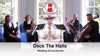 Deck The Halls (Christmas Carol) Wedding String Quartet