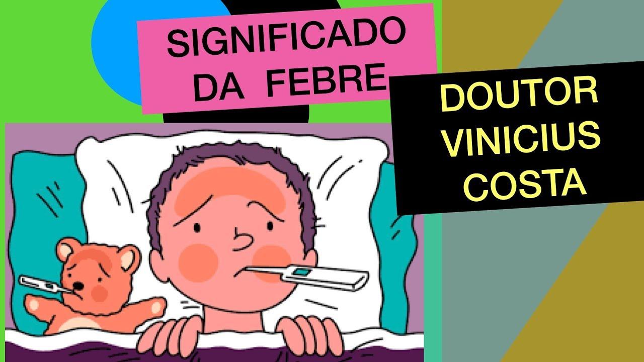 Imagem de slide de FEBRE: VILÃ OU MOCINHA?