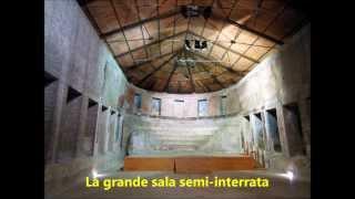 Auditorium di Mecenate - Esquilino - Roma - Italia