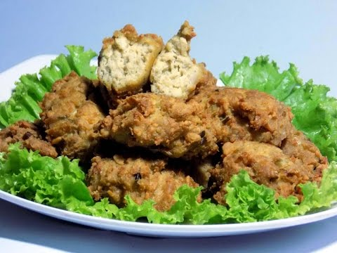Video Resep perkedel tempe