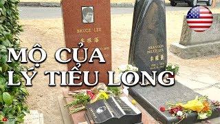 🇺🇸Thăm mộ Lý Tiểu Long - Bruce Lee's Grave   Nghĩa trang ở Mỹ Seattle, WA   Quang Lê TV #105