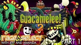 Guacamelee 2 - The Dojo (Let's Play) - Part 1