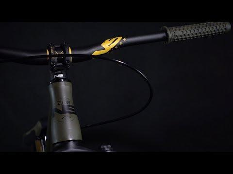 NS Bikes - Zircus Bike 2019 REAL WEIGHT!
