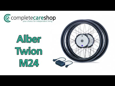 Alber Twion M24 - Dynamic Power Assist