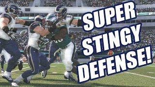 SUPER DUPER STINGY DEFENSE! - Ultimate Team Madden 15  | MUT 15 XB1 Gameplay