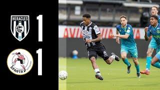 Heracles Almelo - Sparta Rotterdam | 21-03-2021 | Samenvatting