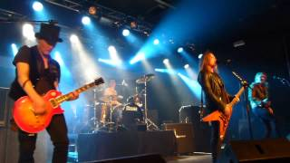 D-A-D - Cloudy Hours LIVE - Odense (Musikhuset Posten) 01.02.2014