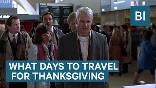 The Best And Worst Times To Travel On Thanksgiving