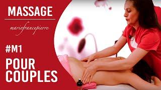 Marie-France Pierre TV - Le Massage Aux Huiles Essentielles