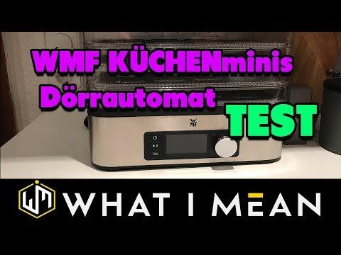 WMF Dörrautomat Test