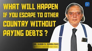 Credit Card - What will Happen if You Don't Pay Credit Card Bills or Debts | Dr.Gubbi S Subba Rao