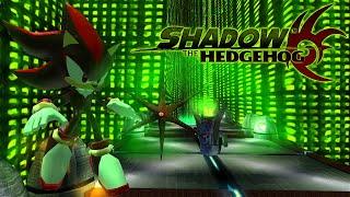 Shadow the Hedgehog - Cosmic Fall (Dark) - Japanese - 4K HD 60Fps