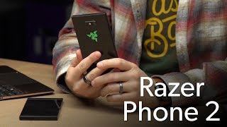 Razer Phone 2 review: Worthy upgrade? | Kholo.pk