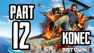Just Cause 3 | KONEC | Agraelus | CZ Lets Play / Gameplay [720p60] [PC]
