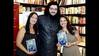 Cobertura Lançamento do escritor Luiz Guilherme - Editora Anjo