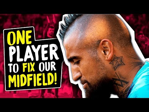 Arturo Vidal's Role and Impact EXPLAINED! - BugaLuis