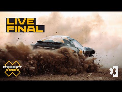 エクストリームE 2021 第1戦 サウジアラビア ファイナルのライブ配信動画