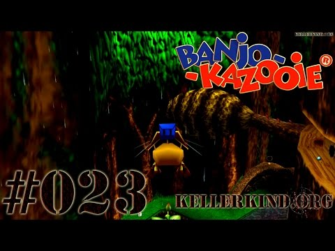 Banjo-Kazooie #023 – Click Clock Wood – Sommer ★ Let's Play Banjo-Kazooie [HD|60FPS]