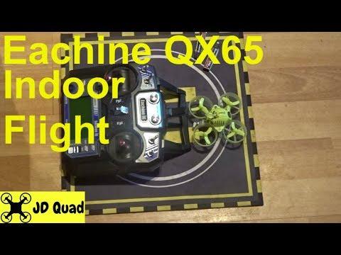 Eachine QX65 Indoor Flight - Courtesy of Banggood