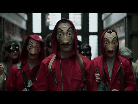 Video trailer för La Casa De Papel (Money Heist) TV Series Trailer