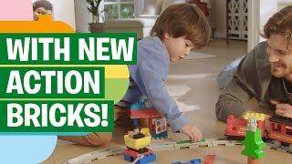Encourage early development with LEGO® DUPLO®