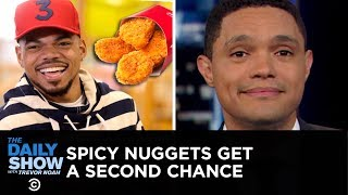 Mass Extinction Alert, Wendy's Spicy Nuggets & Caster Semenya's Testosterone | The Daily Show