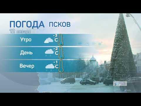 Прогноз погоды / 12.01.2021