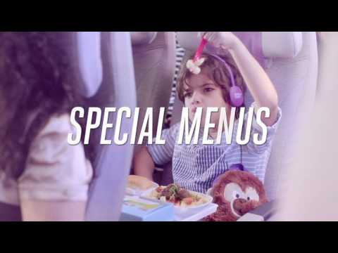 Emirates Economy Class for kids | Emirates Airline