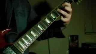 AC/DC Send For The Man from FOTW - Cover Rhythm Redo w/SG