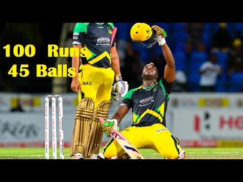 CPL 2016 Final match || Guyana Amazon Warriors v Jamaica Tallawahs