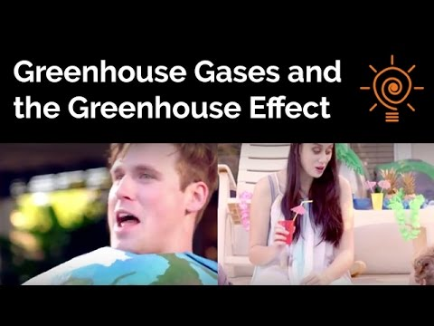 Greenhouse Gases and the Greenhouse Effect - Ep 2 - Solar Schools