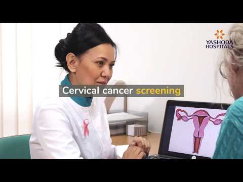 Endometrial cancer timeline