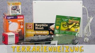 Reptil TV - Folge 90 - Heizung für Terrarien