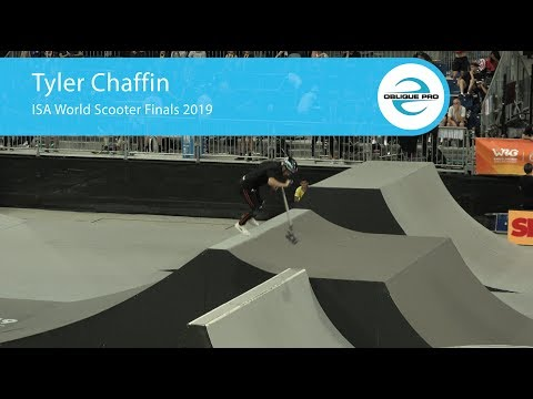 Malte Blum - ISA Men's World Scooter Semi Finals 2019