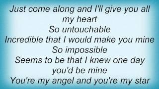 Dj Sammy - You're My Angel Lyrics