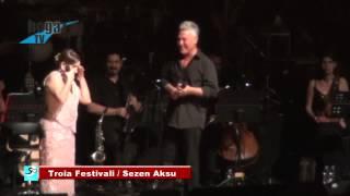 Troia Festivali Sezen Aksu Konseri