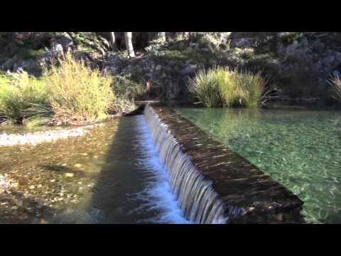 Nacimiento del Río Genal, Igualeja, Serranía de Ronda (Málaga)