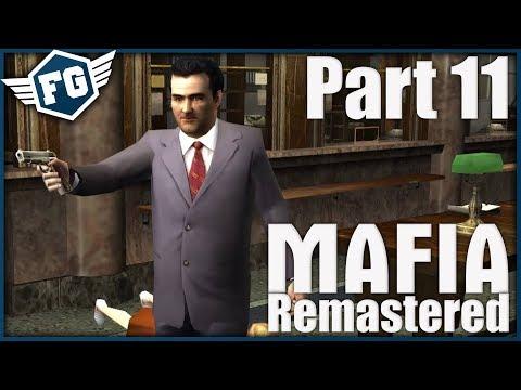 Mafia: Remastered #11 - Vězeňská Potopa Bezdomovců
