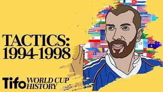 Tactics Explained   1994-1998: A History Of The World Cup