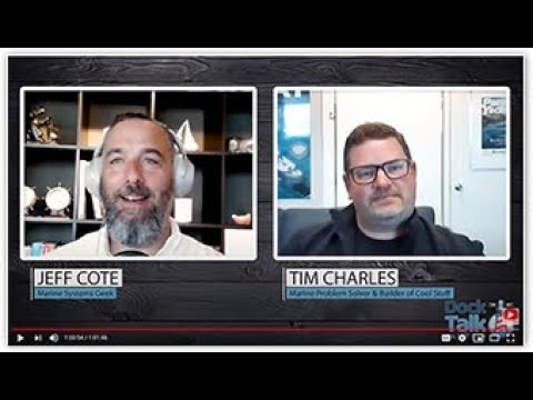 Dock Talk with Jeff Cote and Tim Charles - Crescent Custom Yachts